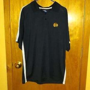 Blackhawks polo shirt